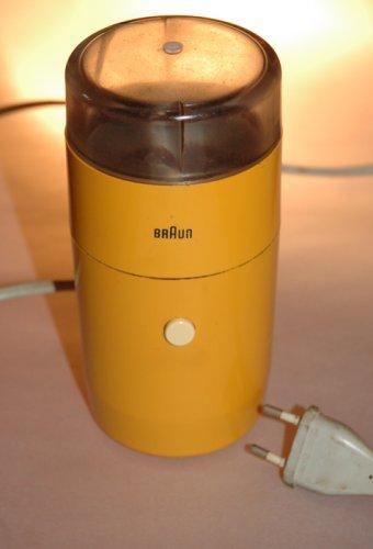 Braun kávéörlő