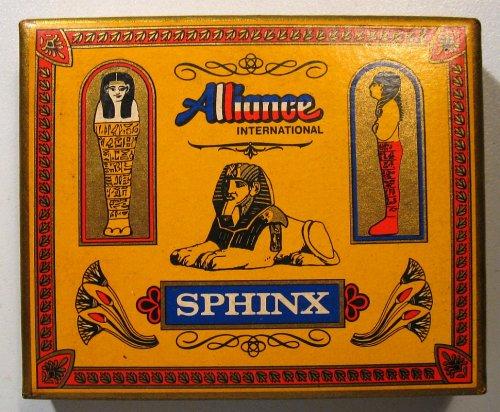 SPHINX cigaretta
