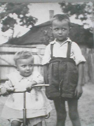 Zsadány Én és a bátyám 1956