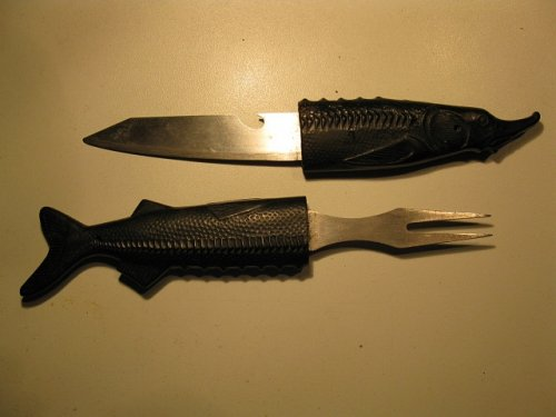 Halas kés
