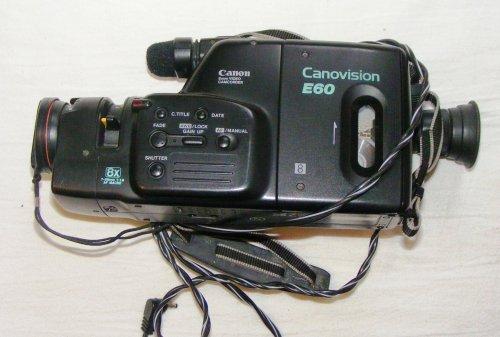 Canon videokamera