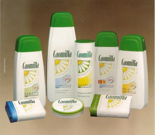 Caomilla család