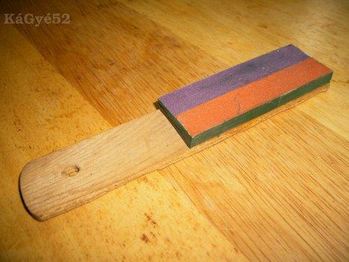 Ceruzahegyező puha és kemény bélhez