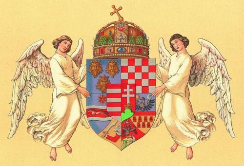 Magyar címer (középcímer)