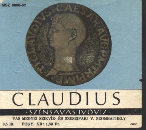 Claudius szóda