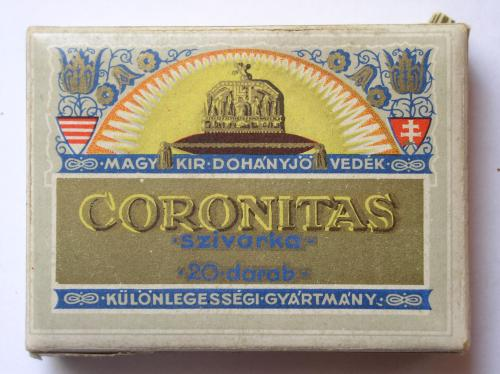 CORONITAS CIGARETTA