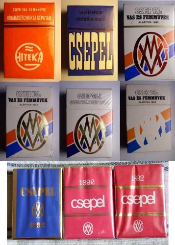 Csepel cigaretták