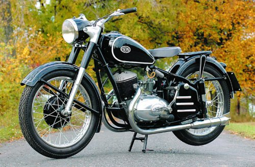 Csepel 250 motorkerékpár