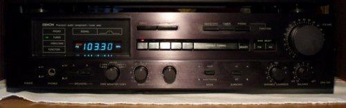 Denon DRA-350 rádióerősítő