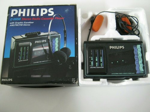 Philips Walkman D-6658