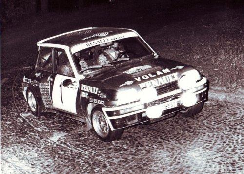 Ferjáncz Attila - Renault Turbó