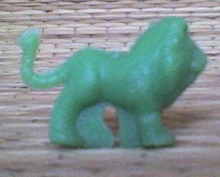 Zöld oroszlán