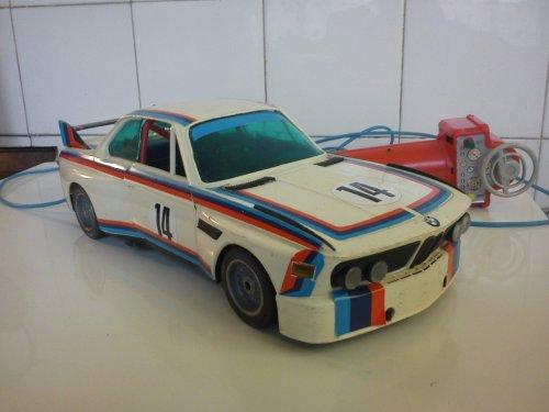 BMW 3.0 CSL távirányítós autó