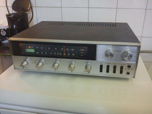 Lafayette LR-1000T sztereó rádió-erősítő