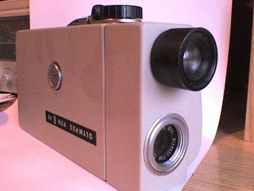 Olympus fényképezőgép 1965