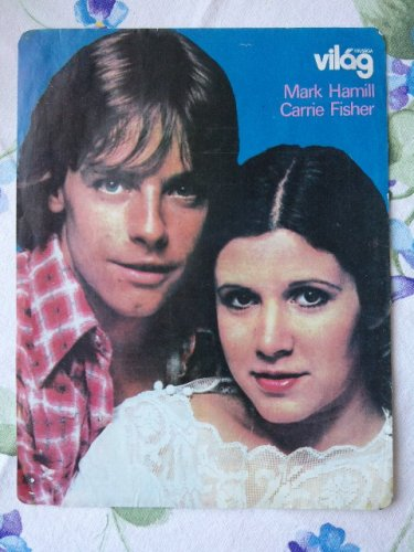 Star Wars  -Mark Hamill Carrie Fisher