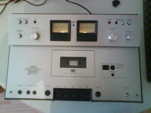 AKAI GXC-310D