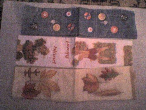 papir zsebkendő