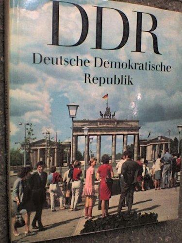 DDR könyv