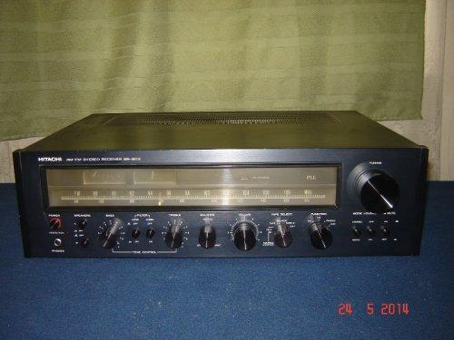 Hitachi SR-803 rádiós erősítő