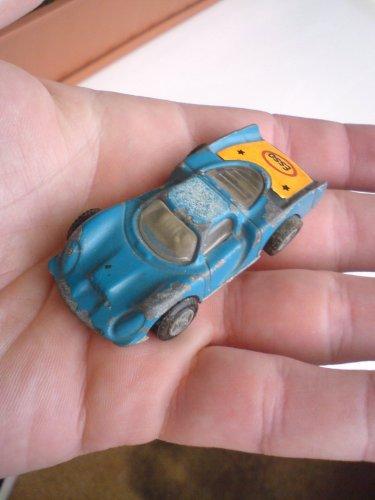 Renault játékautó