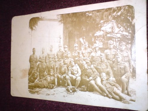 Első világháborús fotó