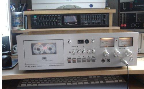 AKAI GXC-710D kazettás magnódeck