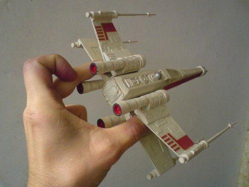 Star Wars X szárnyú
