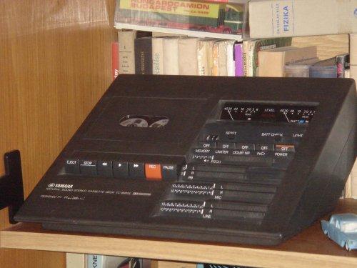 YAMAHA TC-800GL sztereó kazettás deck