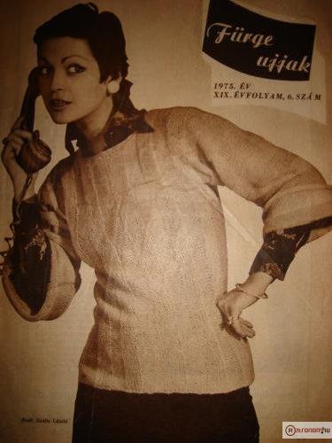 Safranek Anna modell