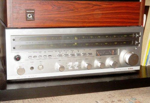AIWA AX-7600 sztereó rádió-erősítő