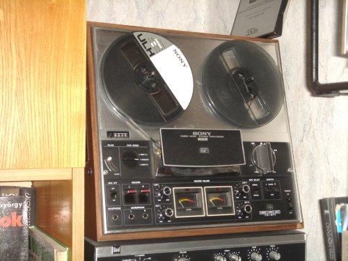 Sony TC-377 sztereó orsós magnó