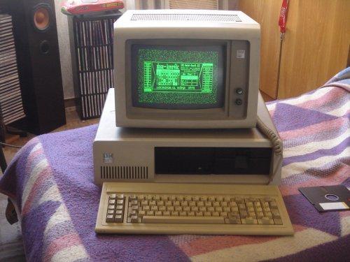 IBM számítógép - XT 5160