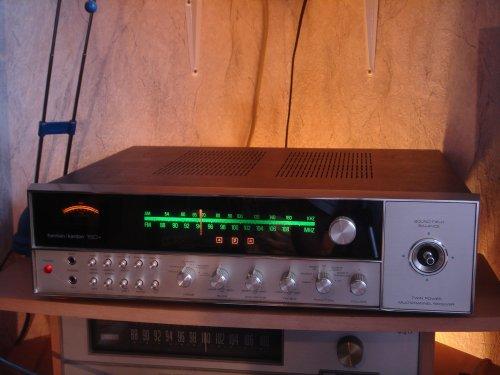 Harman/Kardon 150+ kavadrofón rádió-erősítő