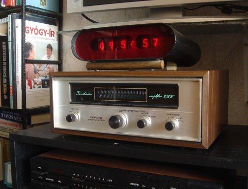 Pioneer SR-202W visszhangosító, zengető