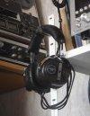 JVC-5944 kvadrofónikus fejhallgató