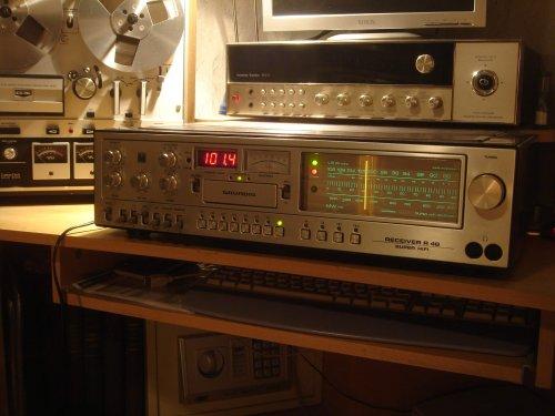 Grundig R48 sztereó rádió