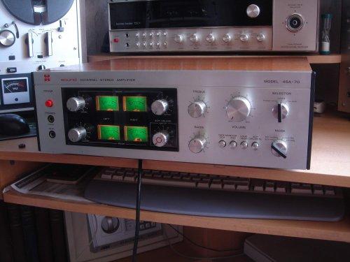 SOUND 4SA-70 kvadrofón erősítő