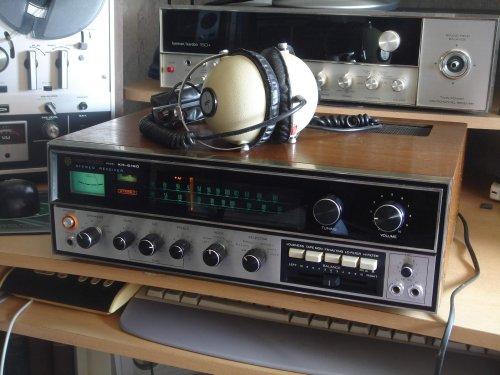 Kenwood KR-6160 sztereó receiver
