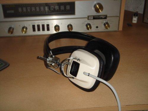 Sansui SS-2 sztereó fejhallgató