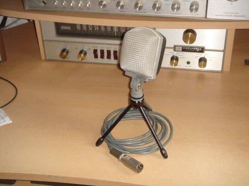 Elektroakusztikai Gyár (EAG) MD-16N mikrofon