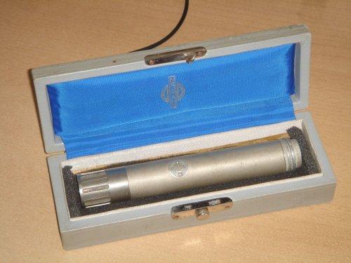 Neumann  M582/M62 kondenzátormikrofon