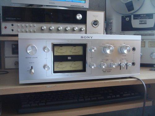 Sony SQD-2000 SQ kvadrofón dekóder