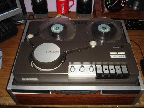 Philips LDL1002 orsós videómagnó