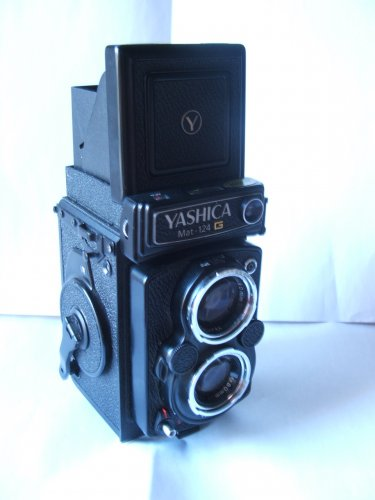 Yashica fényképezőgép - Mat-124