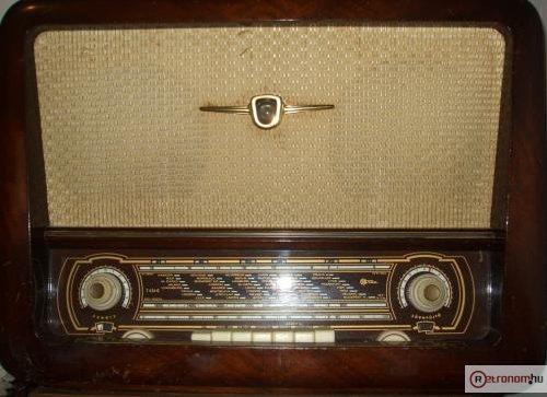 Terta rádió lemezjátszó T 426G