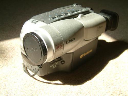 Canon videókamera