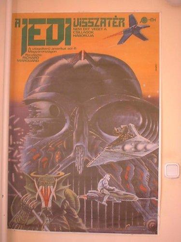 Star Wars  A Jedi visszatér plakát