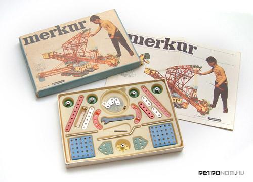 Merkur építőjáték