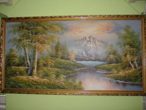 Ismeretlen festmény . Segítséget kérek .